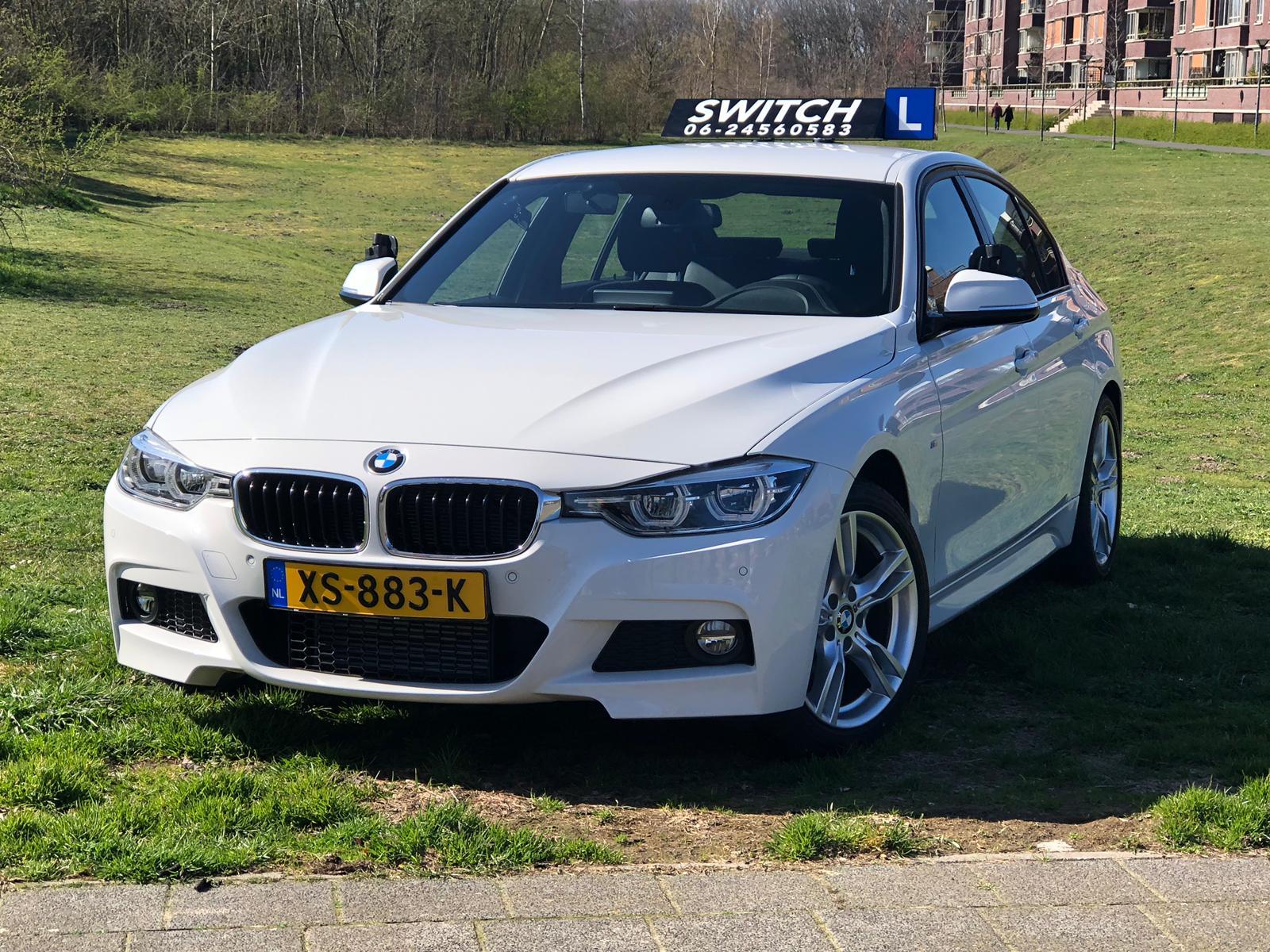 Autorijschool Switch Oosterhout BMW 318